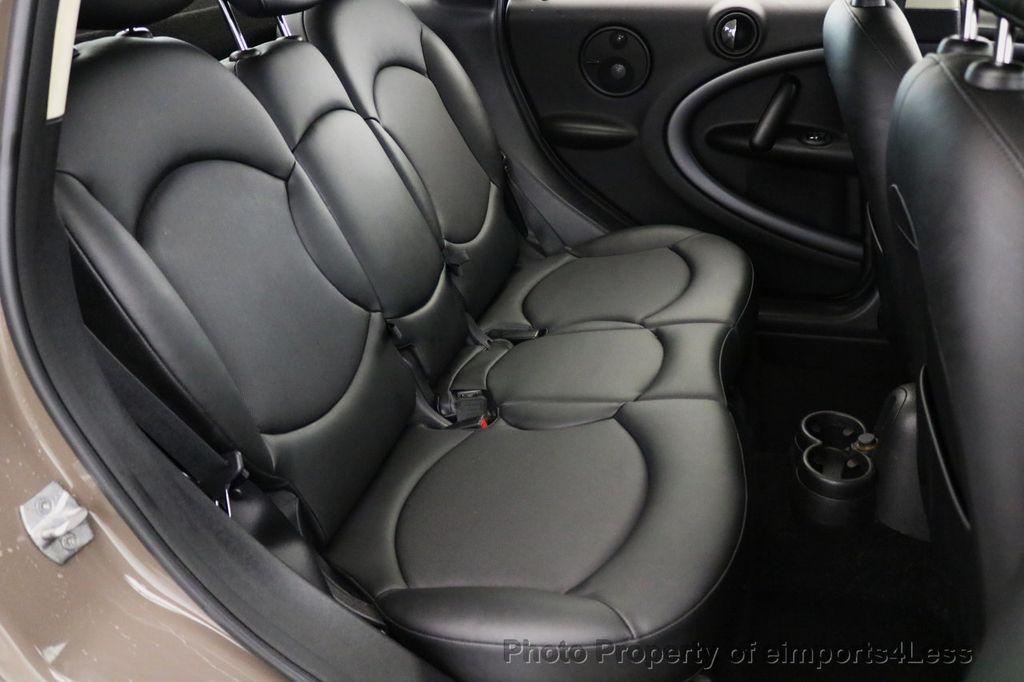 2015 MINI Cooper S Countryman CERTIFIED COUNTRYMAN S ALL4 AWD SPORT - 17581577 - 37
