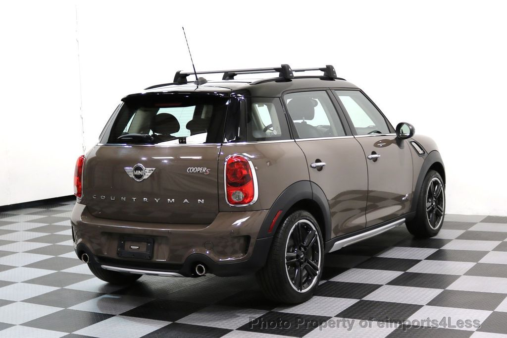 2015 MINI Cooper S Countryman CERTIFIED COUNTRYMAN S ALL4 AWD SPORT - 17581577 - 3