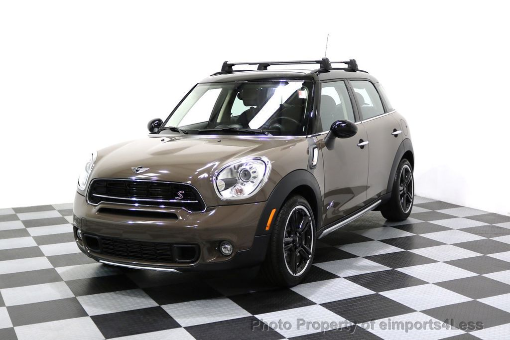 2015 MINI Cooper S Countryman CERTIFIED COUNTRYMAN S ALL4 AWD SPORT - 17581577 - 42