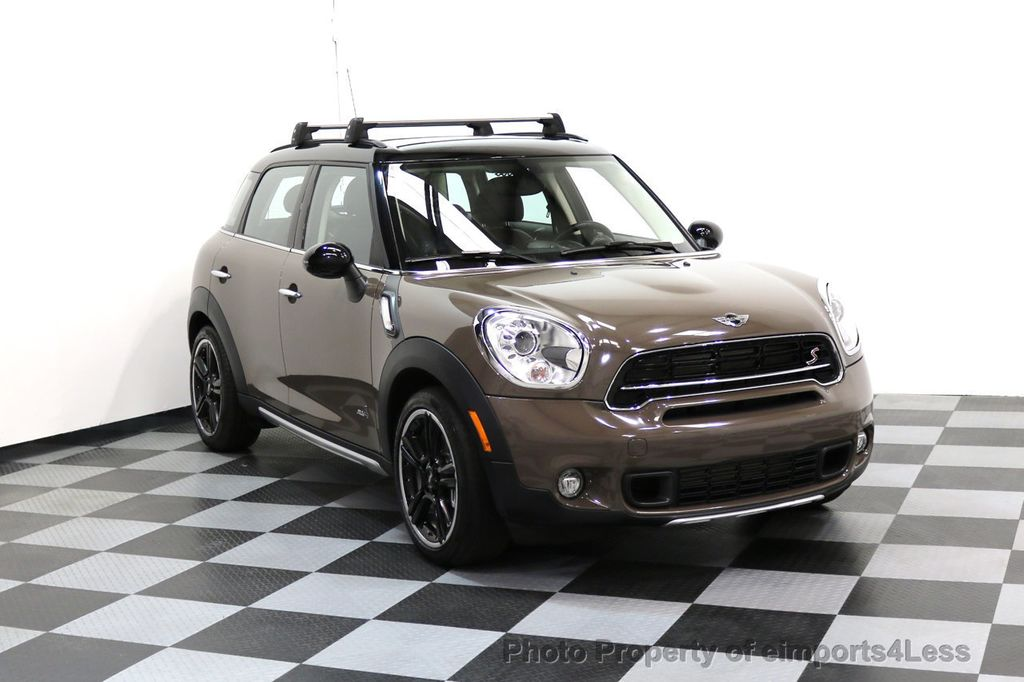 2015 MINI Cooper S Countryman CERTIFIED COUNTRYMAN S ALL4 AWD SPORT - 17581577 - 43