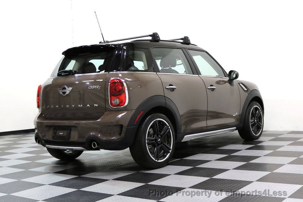 2015 MINI Cooper S Countryman CERTIFIED COUNTRYMAN S ALL4 AWD SPORT - 17581577 - 44