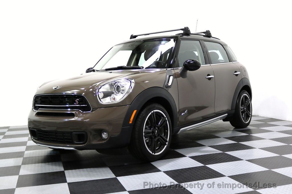 2015 MINI Cooper S Countryman CERTIFIED COUNTRYMAN S ALL4 AWD SPORT - 17581577 - 45