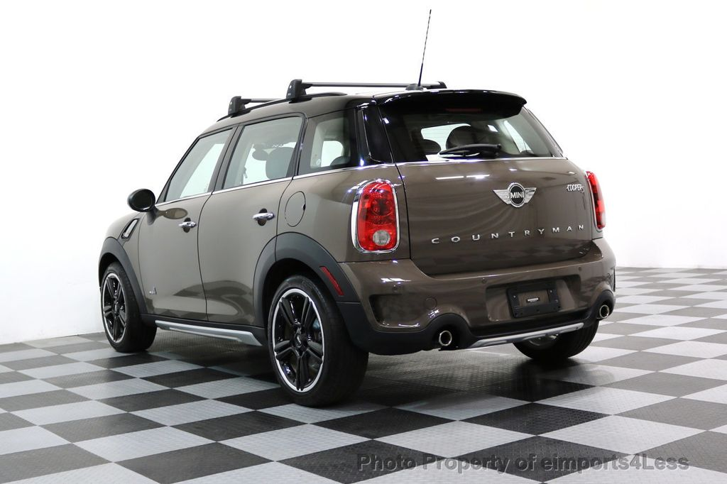 2015 MINI Cooper S Countryman CERTIFIED COUNTRYMAN S ALL4 AWD SPORT - 17581577 - 46