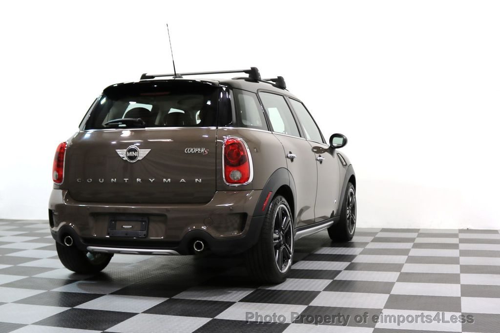 2015 MINI Cooper S Countryman CERTIFIED COUNTRYMAN S ALL4 AWD SPORT - 17581577 - 47
