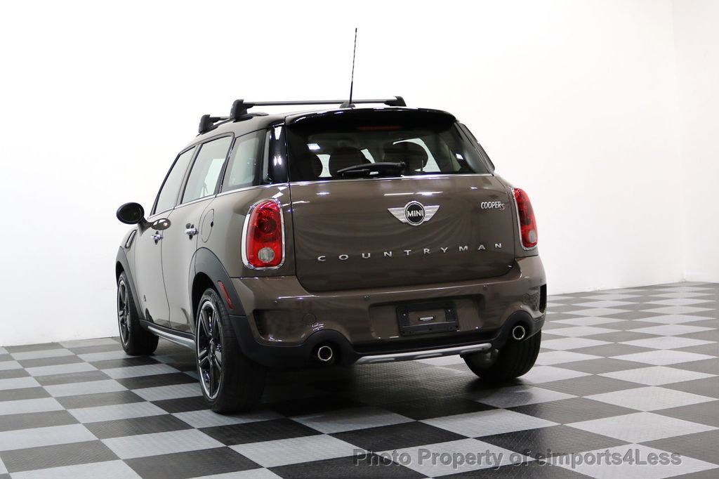 2015 MINI Cooper S Countryman CERTIFIED COUNTRYMAN S ALL4 AWD SPORT - 17581577 - 48