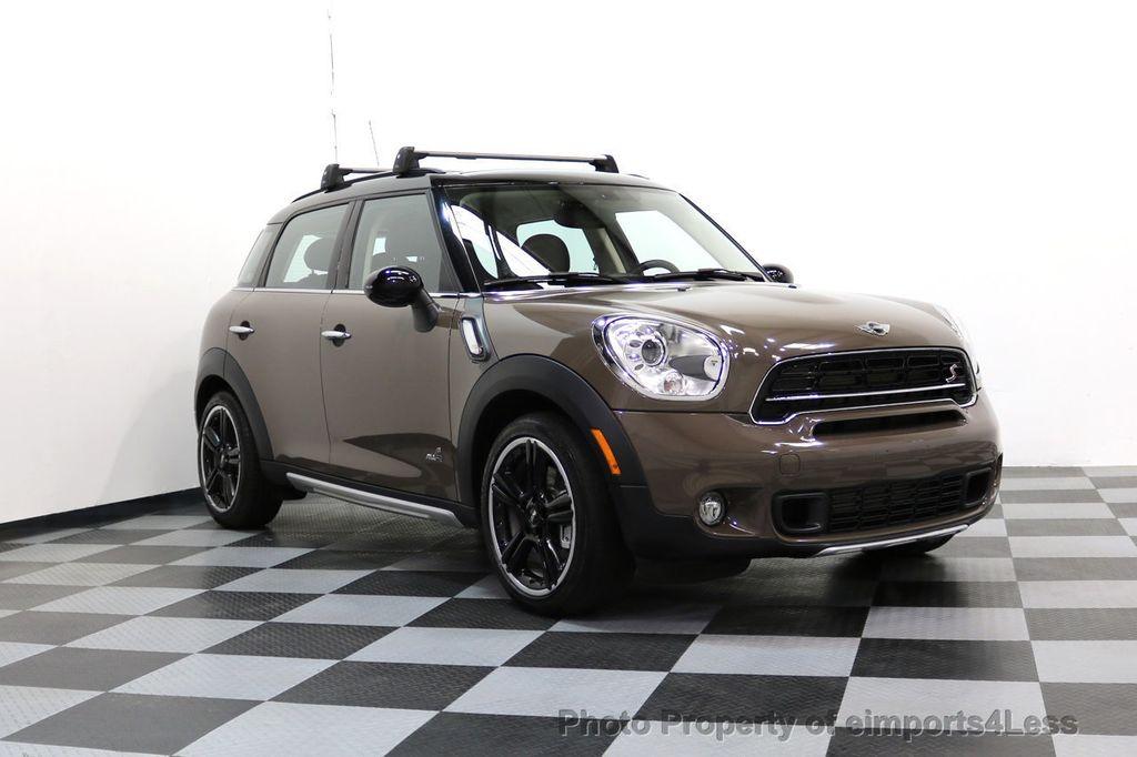 2015 MINI Cooper S Countryman CERTIFIED COUNTRYMAN S ALL4 AWD SPORT - 17581577 - 49