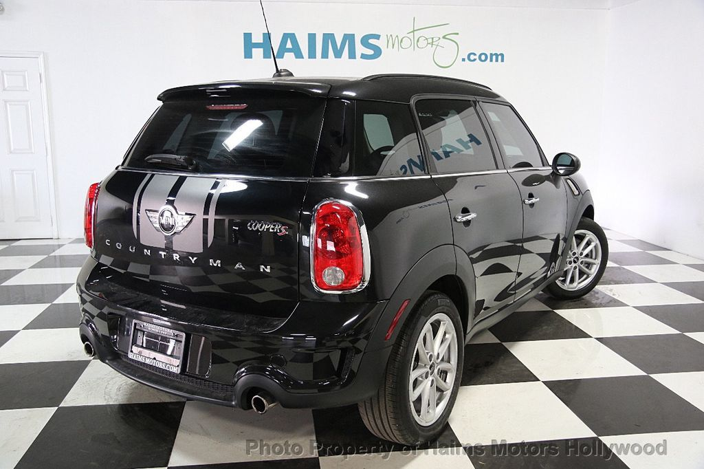 2015 used mini cooper s countryman fwd 4dr s at haims for South motors mini cooper