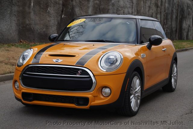 2015 Used MINI Cooper S Hardtop 2 Door at MotorCars of Nashville