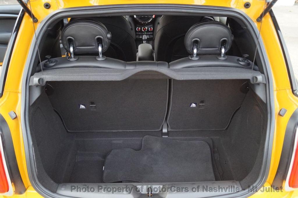 2015 MINI Cooper S Hardtop 2 Door  - 18339982 - 32