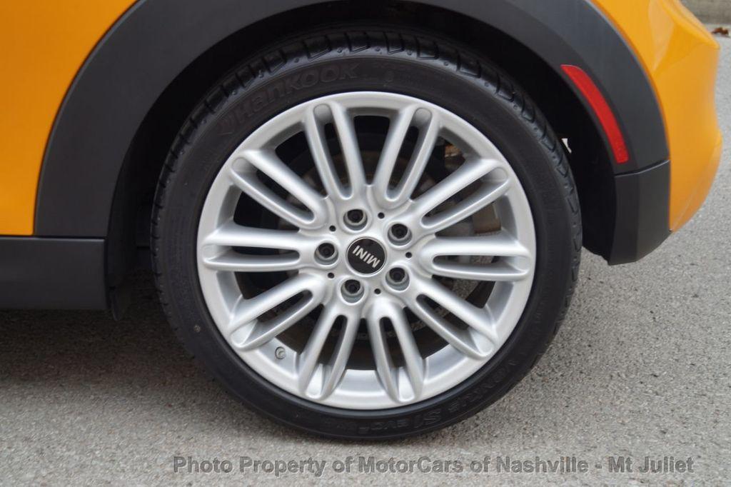 2015 MINI Cooper S Hardtop 2 Door  - 18339982 - 34