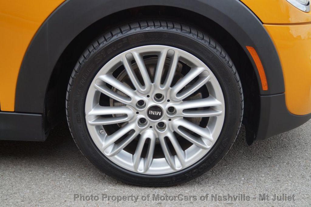 2015 MINI Cooper S Hardtop 2 Door  - 18339982 - 35