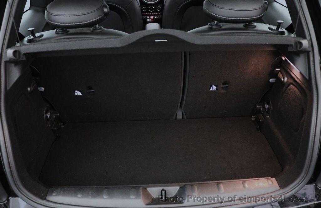 2015 MINI Cooper S Hardtop 2 Door CERTIFIED COOPER S 6 SPEED SPORT XENONS NAVIGATION - 17981802 - 21