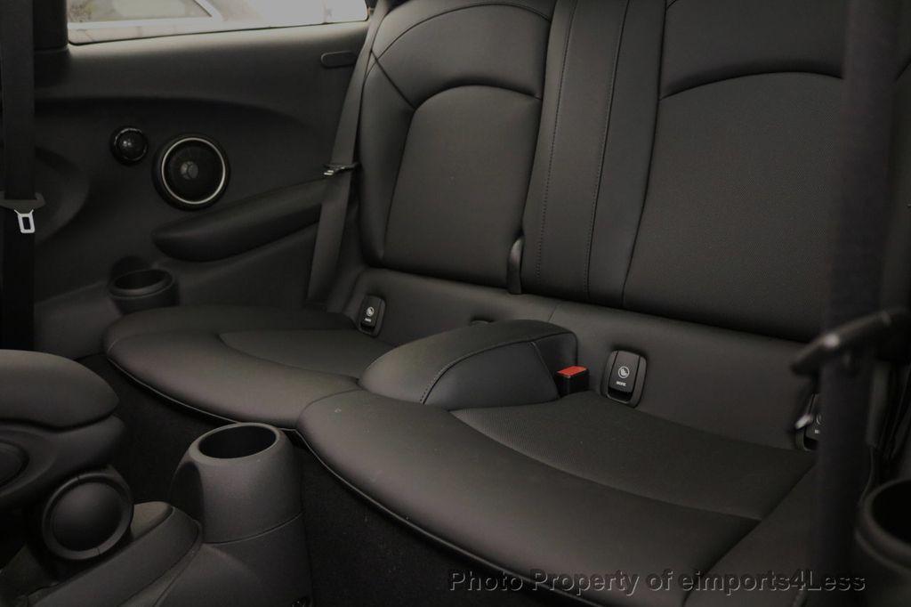 2015 MINI Cooper S Hardtop 2 Door CERTIFIED COOPER S 6 SPEED SPORT XENONS NAVIGATION - 17981802 - 35
