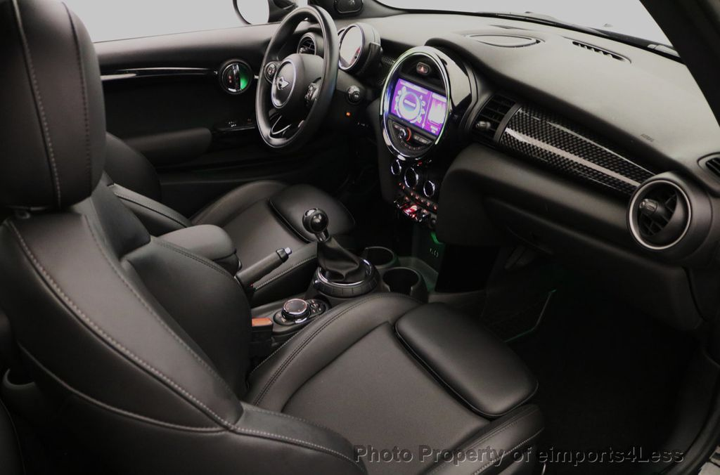 2015 MINI Cooper S Hardtop 2 Door CERTIFIED COOPER S 6 SPEED SPORT XENONS NAVIGATION - 17981802 - 38