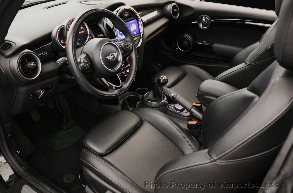 2015 MINI Cooper S Hardtop 2 Door CERTIFIED COOPER S 6 SPEED SPORT XENONS NAVIGATION - 17981802 - 47