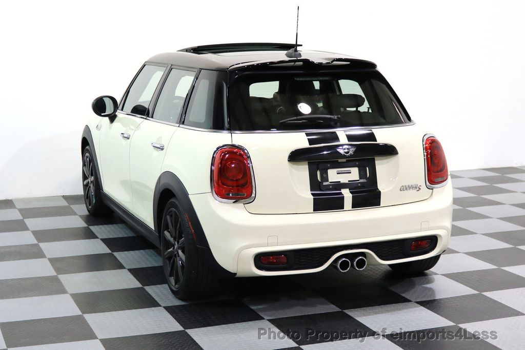 2015 MINI Cooper S Hardtop 4 Door CERTIFIED COOPER S 4 DOOR FULLY LOADED NAVI 6 SPEED - 17308037 - 14