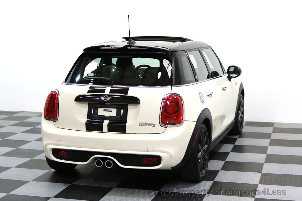 2015 MINI Cooper S Hardtop 4 Door CERTIFIED COOPER S 4 DOOR FULLY LOADED NAVI 6 SPEED - 17308037 - 16