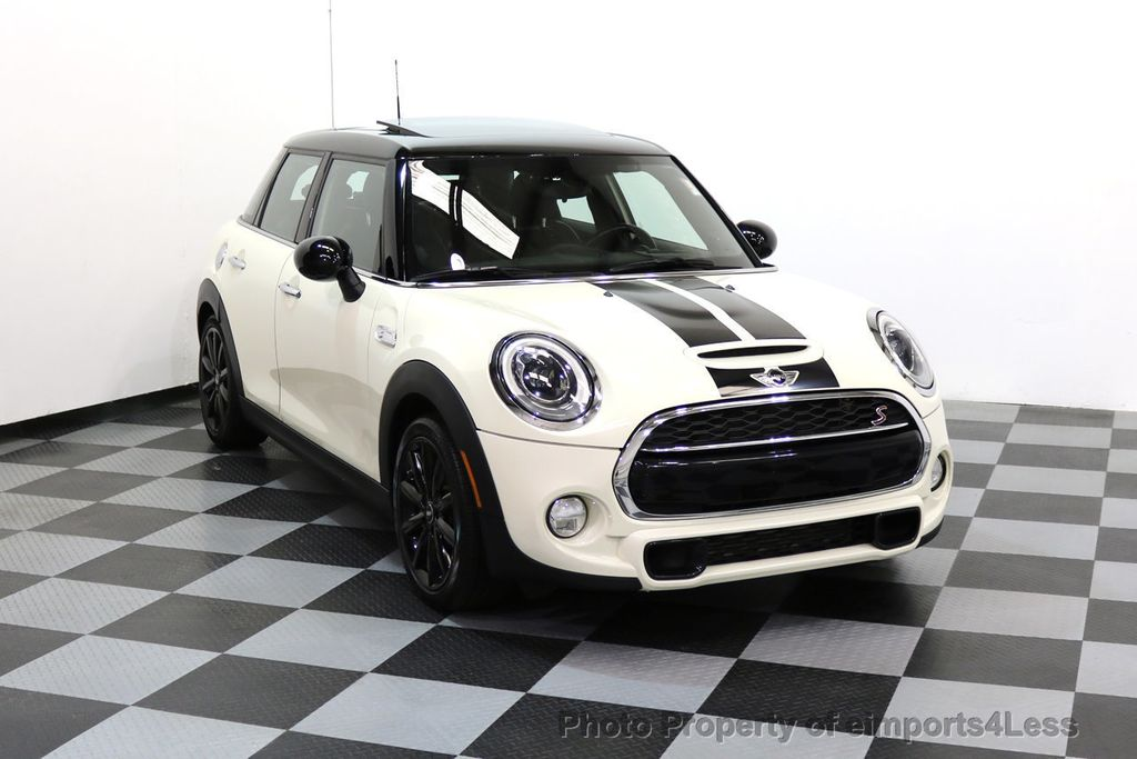 2015 MINI Cooper S Hardtop 4 Door CERTIFIED COOPER S 4 DOOR FULLY LOADED NAVI 6 SPEED - 17308037 - 1
