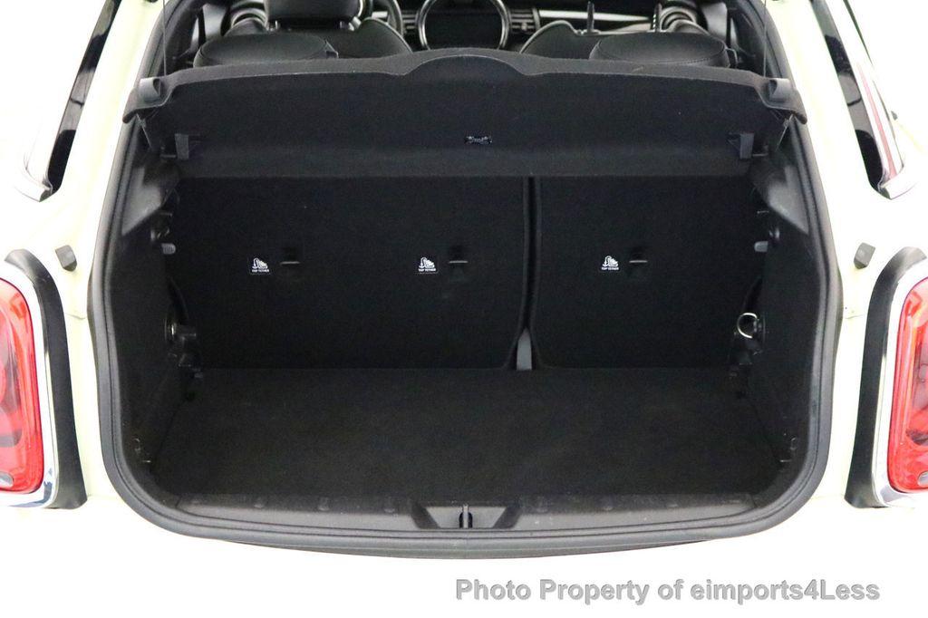 2015 MINI Cooper S Hardtop 4 Door CERTIFIED COOPER S 4 DOOR FULLY LOADED NAVI 6 SPEED - 17308037 - 20