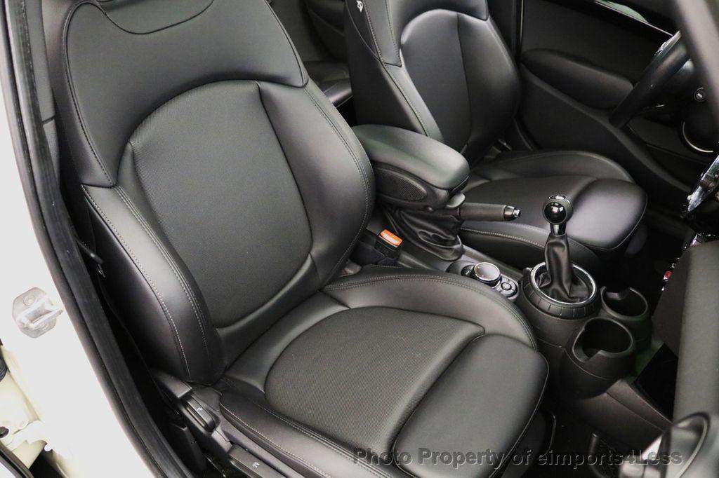 2015 MINI Cooper S Hardtop 4 Door CERTIFIED COOPER S 4 DOOR FULLY LOADED NAVI 6 SPEED - 17308037 - 22