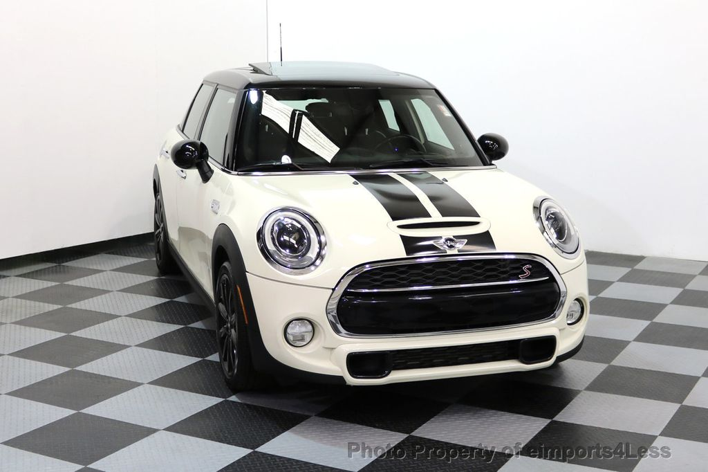 2015 MINI Cooper S Hardtop 4 Door CERTIFIED COOPER S 4 DOOR FULLY LOADED NAVI 6 SPEED - 17308037 - 27