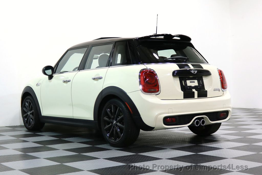 2015 MINI Cooper S Hardtop 4 Door CERTIFIED COOPER S 4 DOOR FULLY LOADED NAVI 6 SPEED - 17308037 - 28