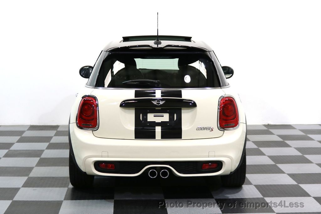 2015 MINI Cooper S Hardtop 4 Door CERTIFIED COOPER S 4 DOOR FULLY LOADED NAVI 6 SPEED - 17308037 - 29