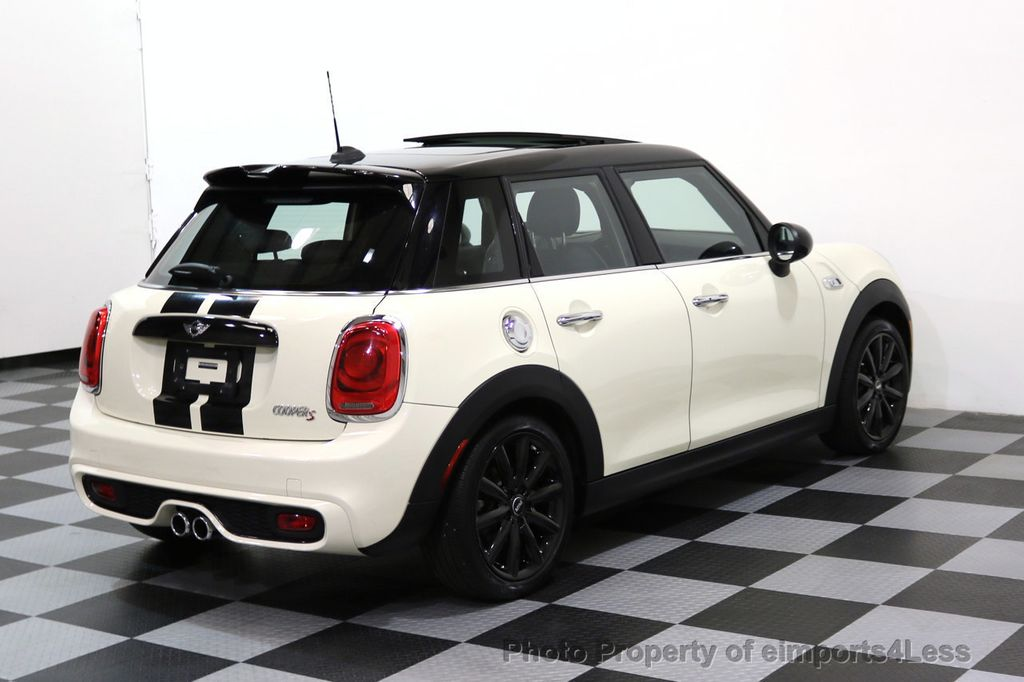 2015 MINI Cooper S Hardtop 4 Door CERTIFIED COOPER S 4 DOOR FULLY LOADED NAVI 6 SPEED - 17308037 - 30