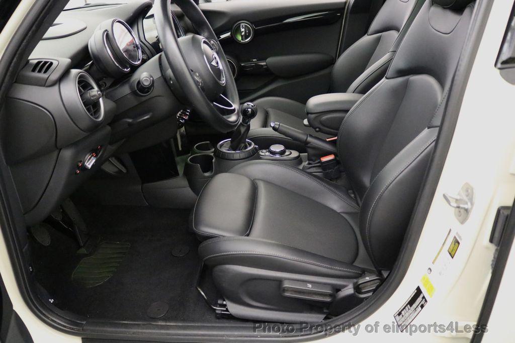 2015 MINI Cooper S Hardtop 4 Door CERTIFIED COOPER S 4 DOOR FULLY LOADED NAVI 6 SPEED - 17308037 - 31
