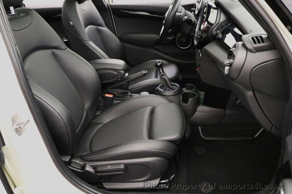 2015 MINI Cooper S Hardtop 4 Door CERTIFIED COOPER S 4 DOOR FULLY LOADED NAVI 6 SPEED - 17308037 - 33
