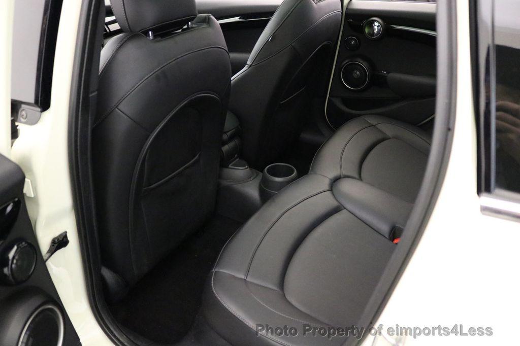 2015 MINI Cooper S Hardtop 4 Door CERTIFIED COOPER S 4 DOOR FULLY LOADED NAVI 6 SPEED - 17308037 - 34