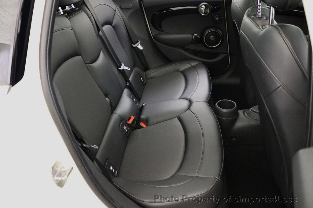 2015 MINI Cooper S Hardtop 4 Door CERTIFIED COOPER S 4 DOOR FULLY LOADED NAVI 6 SPEED - 17308037 - 35