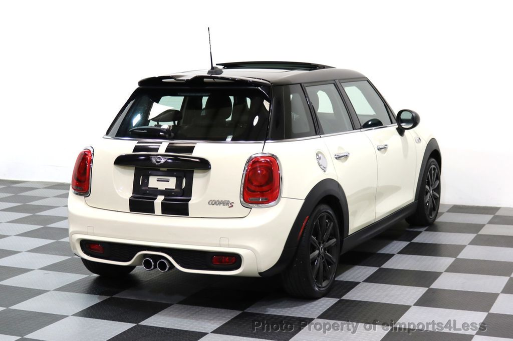 2015 MINI Cooper S Hardtop 4 Door CERTIFIED COOPER S 4 DOOR FULLY LOADED NAVI 6 SPEED - 17308037 - 3