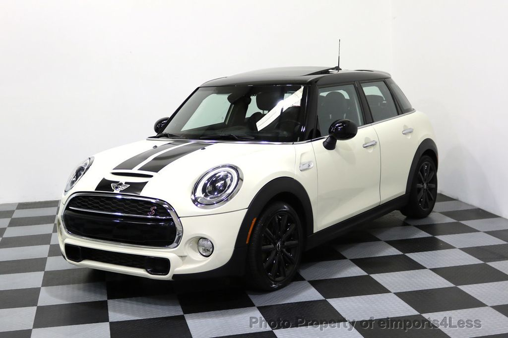2015 MINI Cooper S Hardtop 4 Door CERTIFIED COOPER S 4 DOOR FULLY LOADED NAVI 6 SPEED - 17308037 - 40
