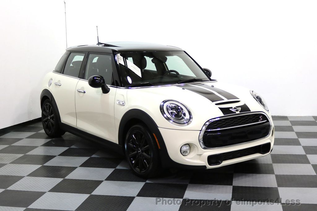 2015 MINI Cooper S Hardtop 4 Door CERTIFIED COOPER S 4 DOOR FULLY LOADED NAVI 6 SPEED - 17308037 - 41