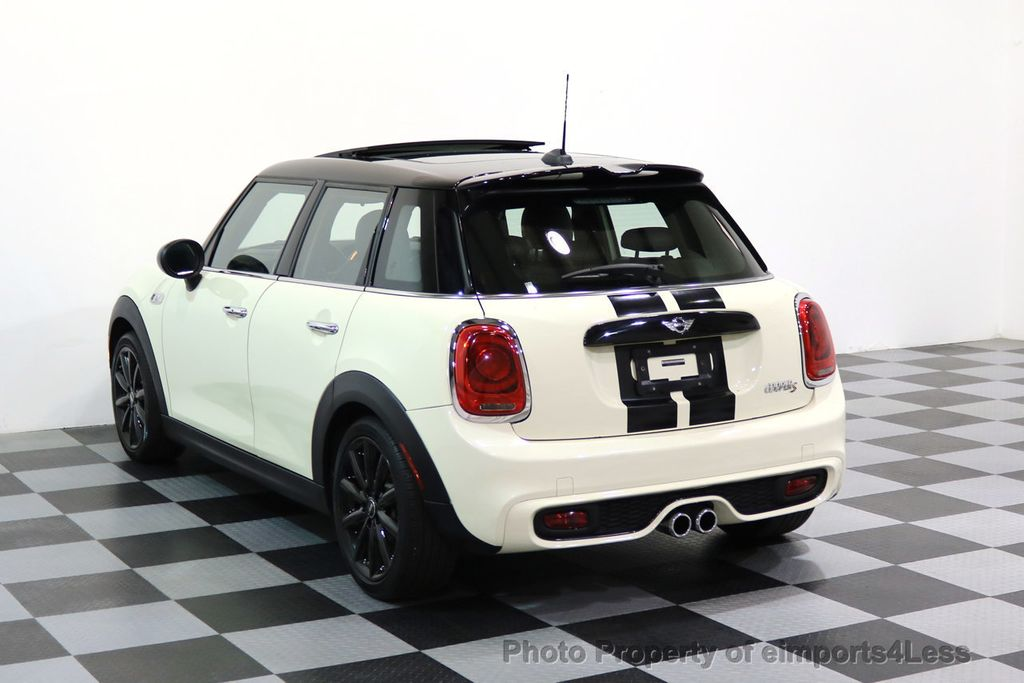 2015 MINI Cooper S Hardtop 4 Door CERTIFIED COOPER S 4 DOOR FULLY LOADED NAVI 6 SPEED - 17308037 - 42