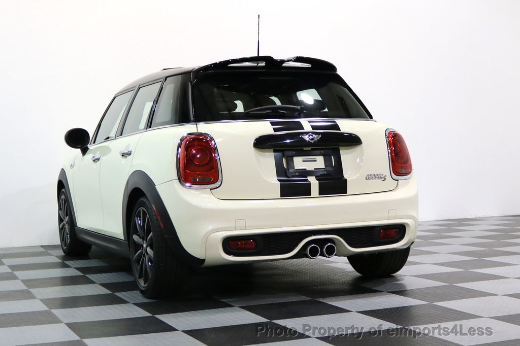 2015 MINI Cooper S Hardtop 4 Door CERTIFIED COOPER S 4 DOOR FULLY LOADED NAVI 6 SPEED - 17308037 - 49
