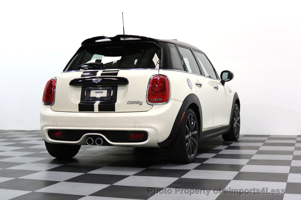 2015 MINI Cooper S Hardtop 4 Door CERTIFIED COOPER S 4 DOOR FULLY LOADED NAVI 6 SPEED - 17308037 - 50
