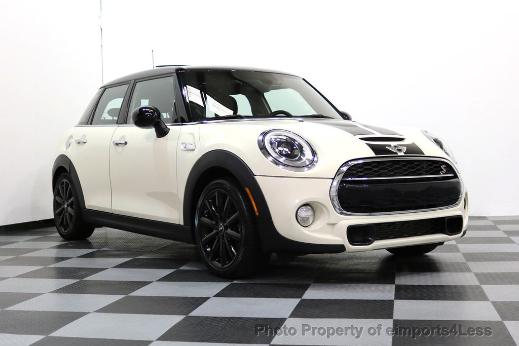 2015 MINI Cooper S Hardtop 4 Door CERTIFIED COOPER S 4 DOOR FULLY LOADED NAVI 6 SPEED - 17308037 - 51