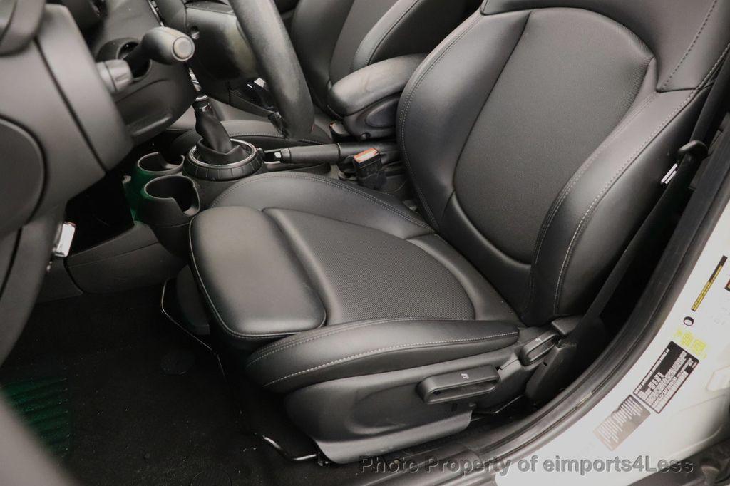 2015 MINI Cooper S Hardtop 4 Door CERTIFIED Cooper S 4 DOOR PANO Comfort Access - 18545378 - 21