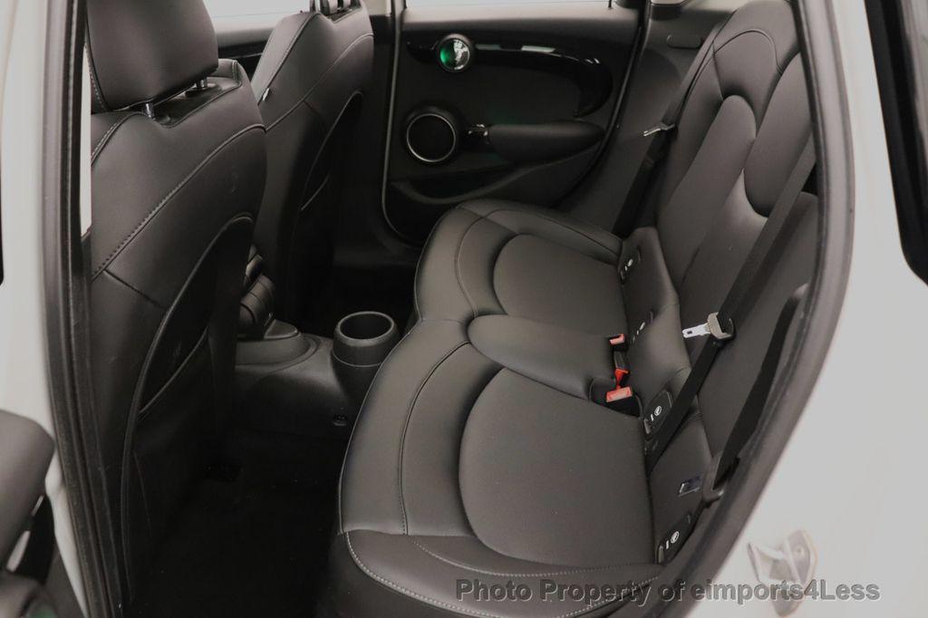 2015 MINI Cooper S Hardtop 4 Door CERTIFIED Cooper S 4 DOOR PANO Comfort Access - 18545378 - 34