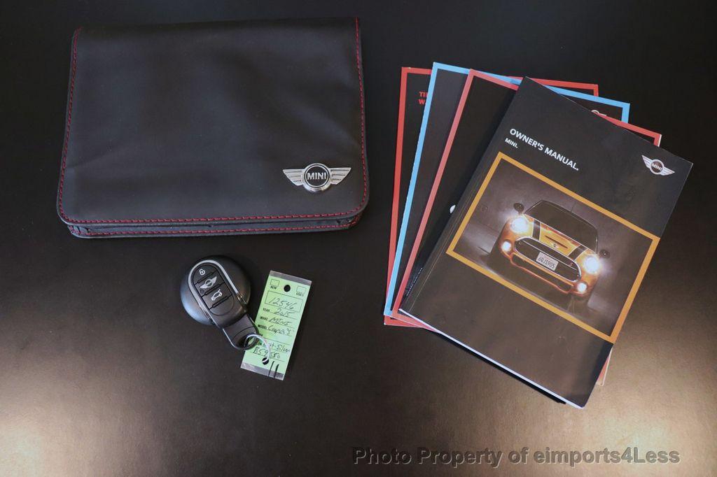 2015 MINI Cooper S Hardtop 4 Door CERTIFIED Cooper S 4 DOOR PANO Comfort Access - 18545378 - 38
