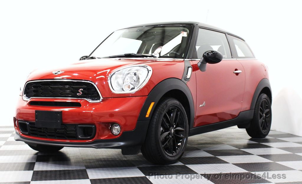 2017 Mini Cooper S Paceman Certified All4 Awd Suv 15259672 0