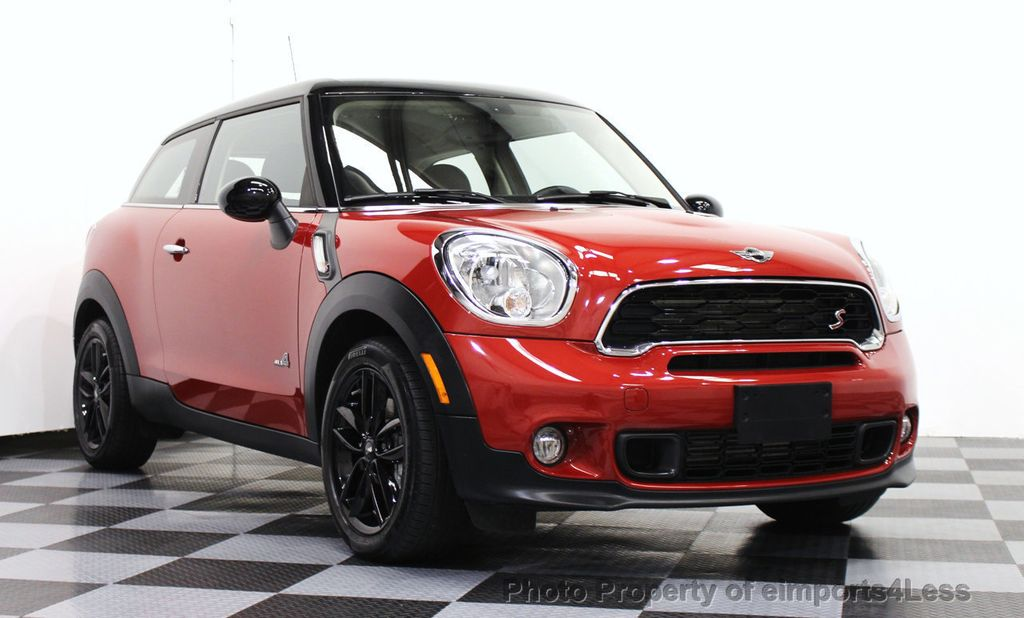 Mini Cooper Awd >> 2015 Used Mini Cooper S Paceman Certified Paceman S All4 Awd Suv At