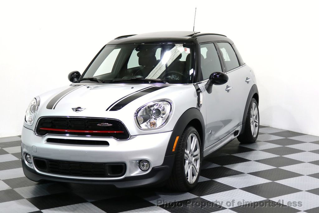 2015 MINI John Cooper Works CERTIFIED JOHN COOPER WORKS COUNTRYMAN ALL4 AWD - 17098789 - 0