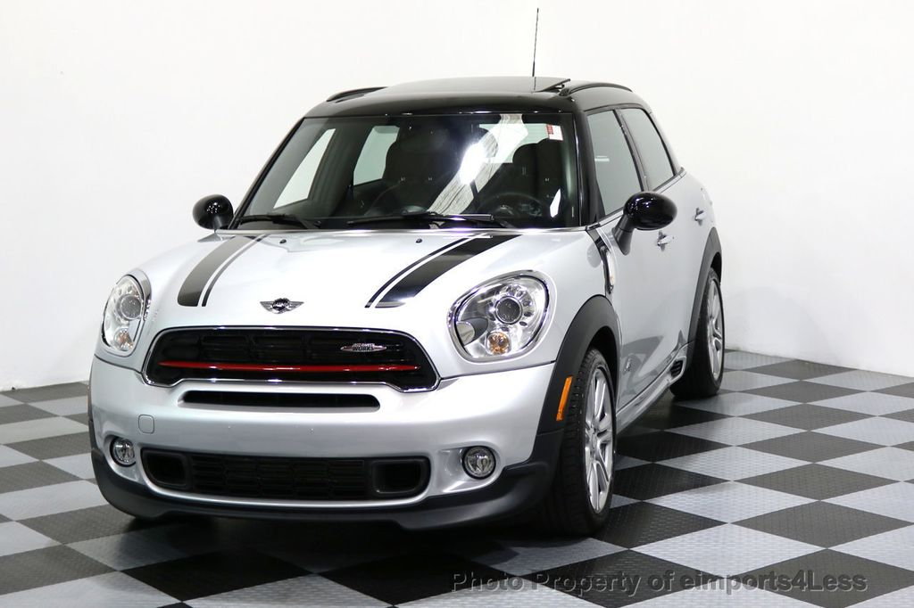 2015 MINI John Cooper Works CERTIFIED JOHN COOPER WORKS COUNTRYMAN ALL4 AWD - 17098789 - 12