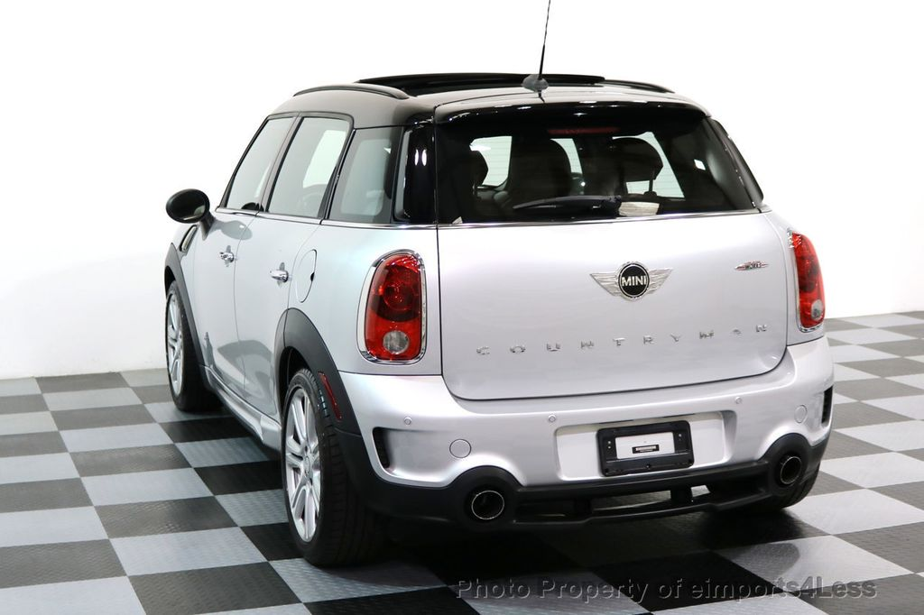 2015 MINI John Cooper Works CERTIFIED JOHN COOPER WORKS COUNTRYMAN ALL4 AWD - 17098789 - 14