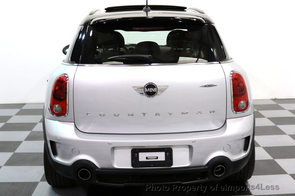 2015 MINI John Cooper Works CERTIFIED JOHN COOPER WORKS COUNTRYMAN ALL4 AWD - 17098789 - 15