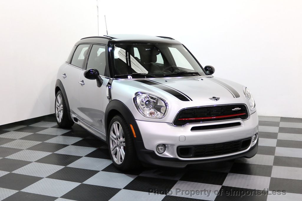 Mini Cooper Awd >> 2015 Used Mini John Cooper Works Certified John Cooper Works