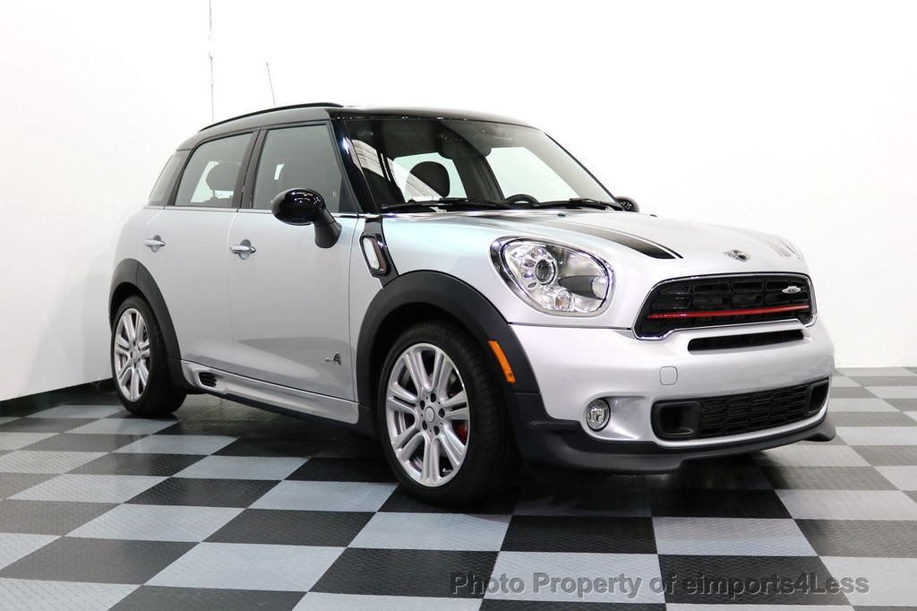2015 MINI John Cooper Works CERTIFIED JOHN COOPER WORKS COUNTRYMAN ALL4 AWD - 17098789 - 52